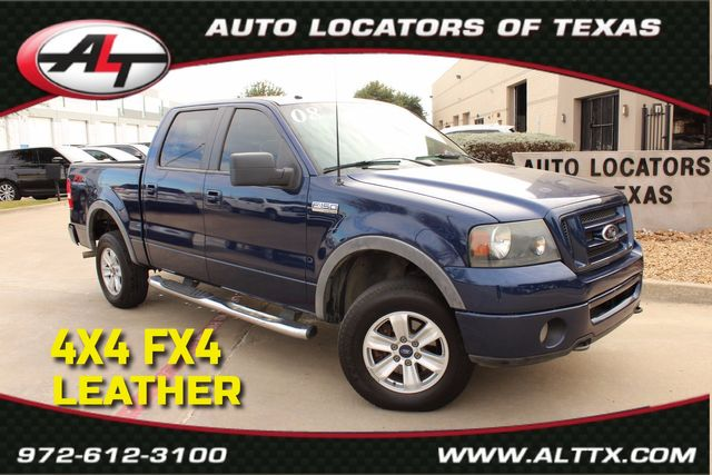 2008 Ford F-150 FX4 in Plano, TX 75093