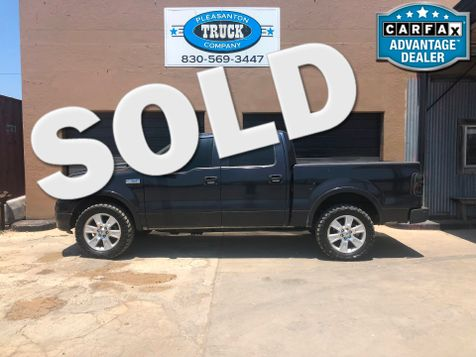 2008 Ford F-150 Lariat | Pleasanton, TX | Pleasanton Truck Company in Pleasanton, TX