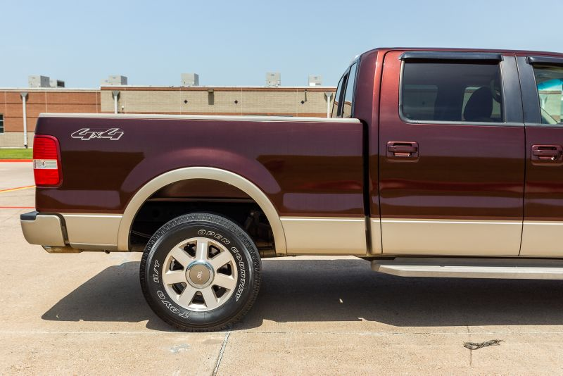 2008 Ford F-150 King Ranch 4X4 NAV NICE! in Rowlett, Texas