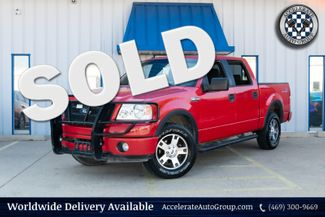 2008 Ford F-150 FX4 in Rowlett