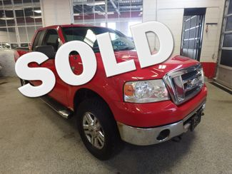 2008 Ford F-150 Xlt. Very SOLID POWERHOUSE, READY TO WORK Saint Louis Park, MN