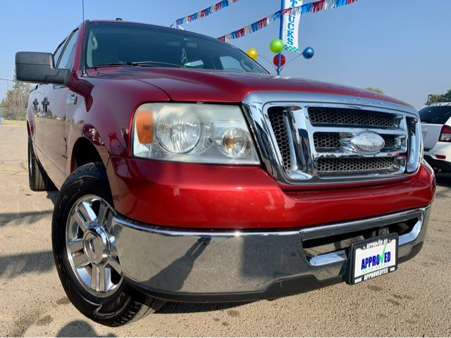2008 Ford F-150 XLT in Sanger, CA 93567