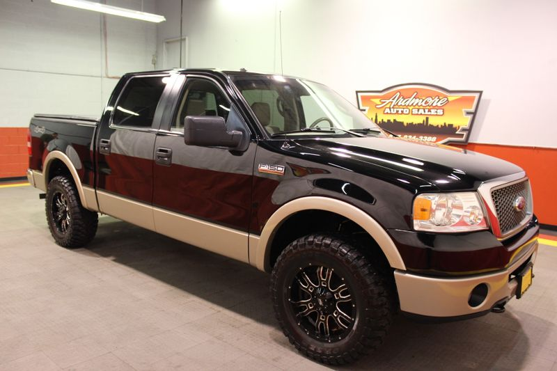2008 Ford F-150 Lariat  city Illinois  Ardmore Auto Sales  in West Chicago, Illinois