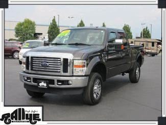 2008 Ford F-250 C/CAB XLT 4D 4WD SRW SUPER DUTY in Burlington WA, 98233