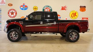 2008 Ford F-250 Lariat SOUTHERN COMFORT 4X4 LIFTED,ROOF,20'S,6K in Carrollton, TX 75006