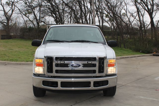 2008 Ford F250 XLT SRW Service Utility Contractor Work Truck W/ Ladder Rack Irving, Texas 2