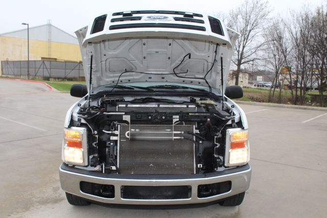 2008 Ford F250 XLT SRW Service Utility Contractor Work Truck W/ Ladder Rack Irving, Texas 63
