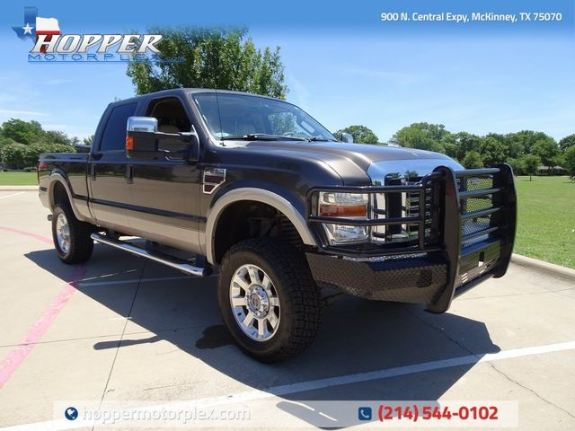 2008 Ford F-250SD Lariat in McKinney, Texas 75070