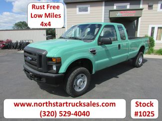 2008 Ford F-350 4x4 Ext-Cab Long Box Pickup in St Cloud, MN