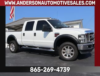 2008 Ford F-350 Super Duty SRW SUPER DUTY LARIAT in Clinton, TN 37716