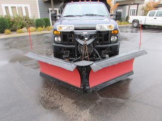2008 Ford F-450 4x4 Dump Plow Truck   St Cloud MN  NorthStar Truck Sales  in St Cloud, MN