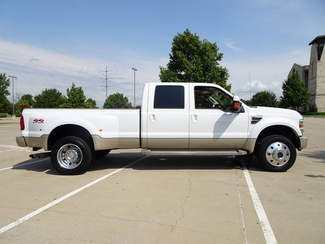 2008 Ford F-450SD King Ranch DRW in McKinney, Texas 75070
