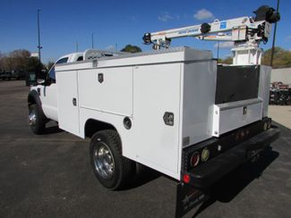 2008 Ford F-550 4x4 with 3203 Auto-Crane Utility Truck   St Cloud MN  NorthStar Truck Sales  in St Cloud, MN