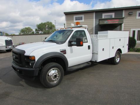 2008 Ford F-550 Service Utility Truck  in St Cloud, MN