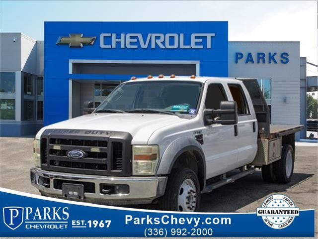 2008 Ford F-550SD XL