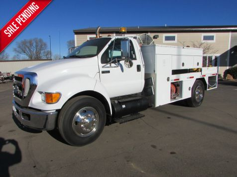 2008 Ford F-650 4x2 Service Utility Truck  in St Cloud, MN