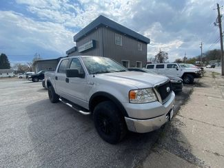 2008 Ford F150 4WD Supercrew XLT 5 1/2 in Coal Valley, IL 61240