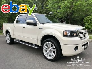 2008 Ford F150 Limited #71 CREW 5.4L V8 107K MILES NAVIGATION DVD 4X4 in Woodbury, New Jersey 08093