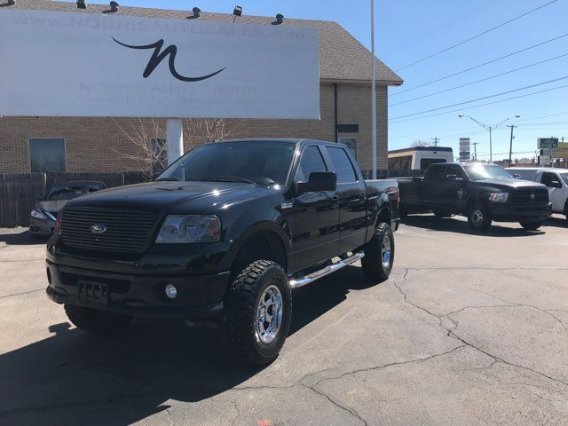 2008 Ford F150 FX2 in Oklahoma City OK