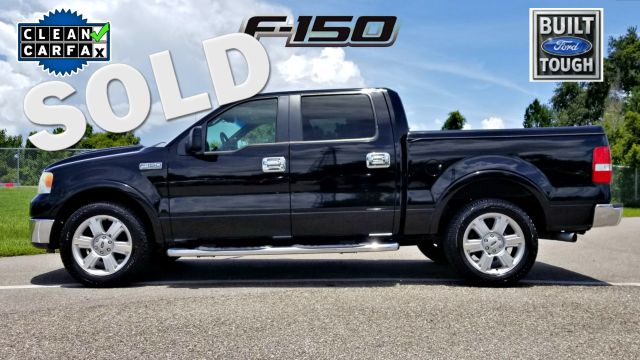 2008 Ford F-150 4 DOOR  Lariat F150 CLEAN CARFAX  | Palmetto, FL | EA Motorsports in Palmetto FL