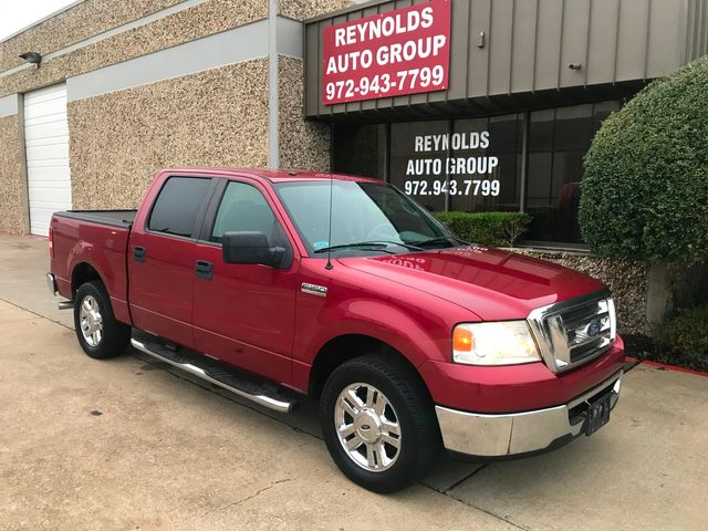 2008 Ford F150 XLT Super Crew L@@k At The Miles, 1-Owner