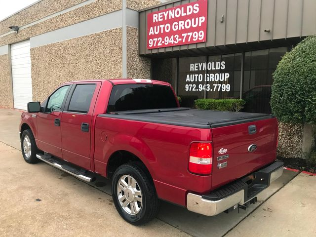 2008 Ford F150 XLT Super Crew L@@k At The Miles, 1-Owner in Plano, Texas 75074