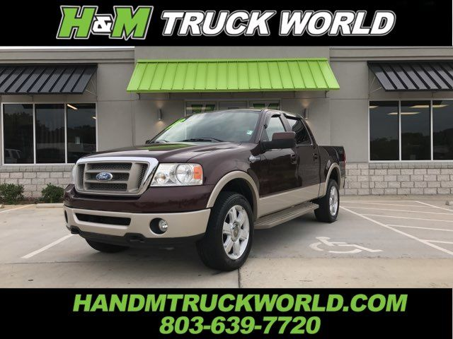 2008 Ford F150 King Ranch 4X4
