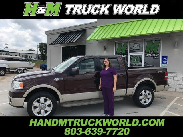2008 Ford F150 King Ranch 4X4 in Rock Hill SC, 29730
