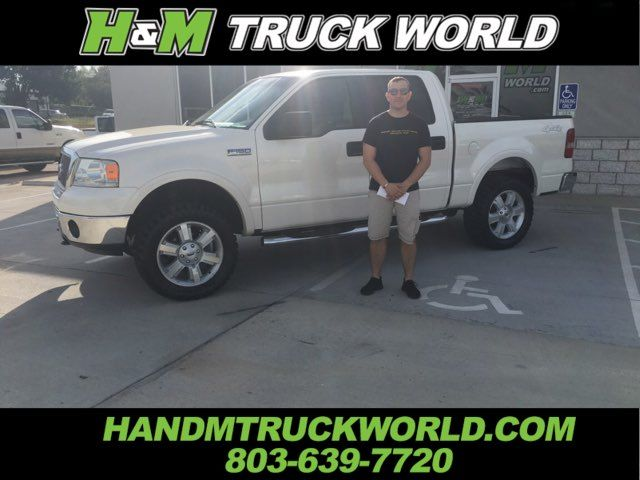 2008 Ford F150 Lariat 4x4 in Rock Hill SC, 29730