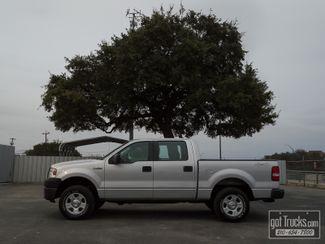 2008 Ford F150 Crew Cab XL 4.6L V8 4X4 in San Antonio Texas, 78217