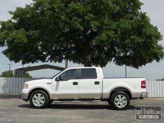 2008 Ford F150 Crew Cab Lariat 5.4L V8 in San Antonio Texas, 78217