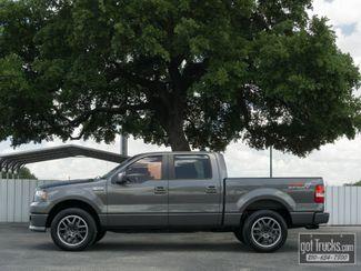 2008 Ford F150 Crew Cab FX2 4.6L V8 in San Antonio Texas, 78217