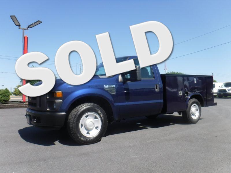 2008 Ford F250 Utility 2wd in Ephrata PA