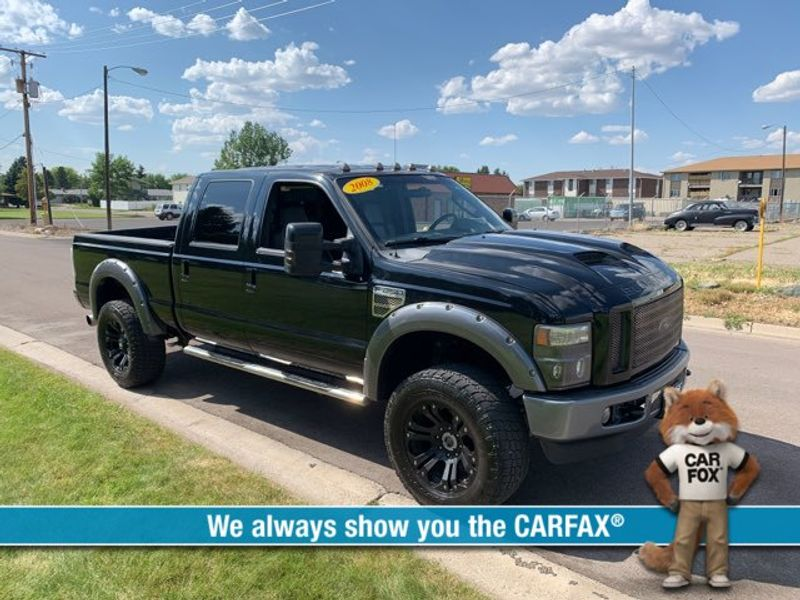 2008 Ford F250SD FX4  city MT  Bleskin Motor Company   in Great Falls, MT