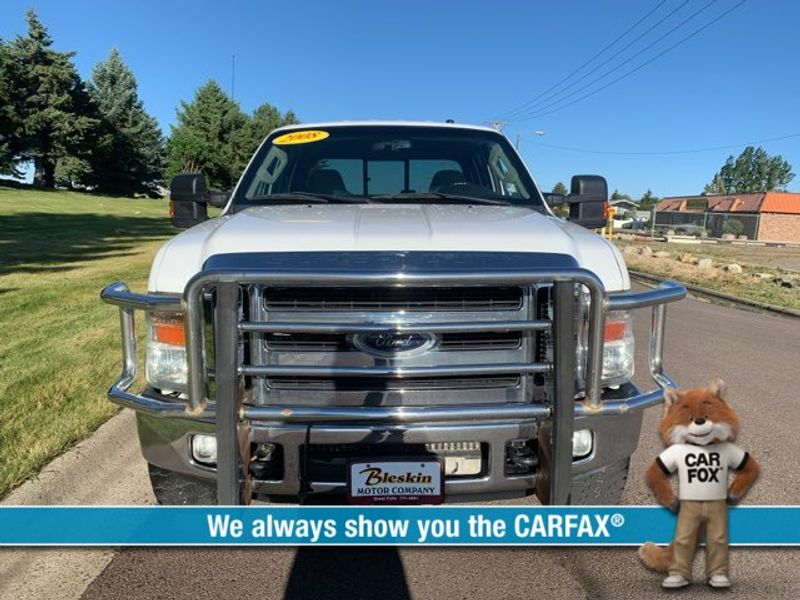 2008 Ford F250SD XLT  city MT  Bleskin Motor Company   in Great Falls, MT