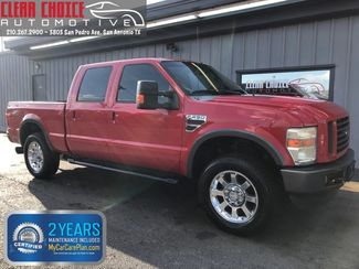2008 Ford F250SD Lariat in San Antonio, TX 78212