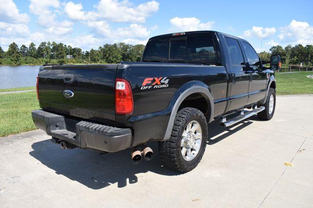 2008 Ford F250SD FX4 Walker, Louisiana 3
