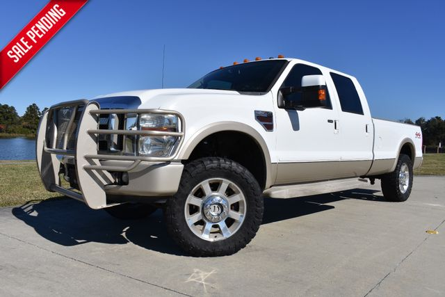 2008 Ford F250SD King Ranch Walker, Louisiana