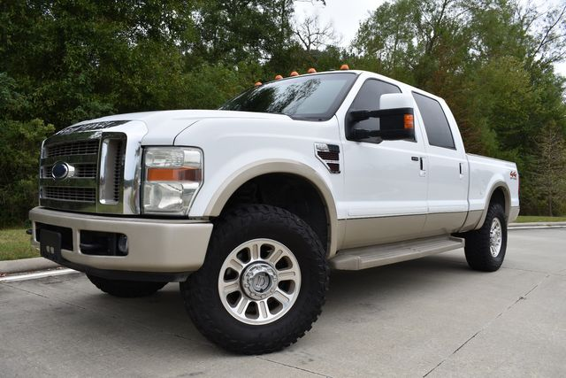 2008 Ford F250SD King Ranch