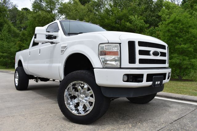 2008 Ford F250SD Lariat