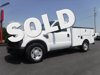 2008 Ford F350 Regular Cab Utility 2wd in Lancaster, PA PA
