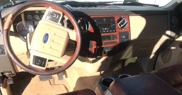 2008 Ford F350SD King Ranch Knoxville, Tennessee 43