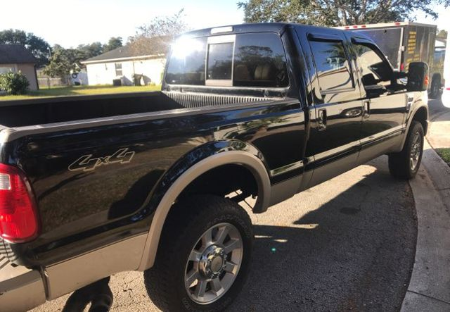 2008 Ford F350SD King Ranch Knoxville, Tennessee 53