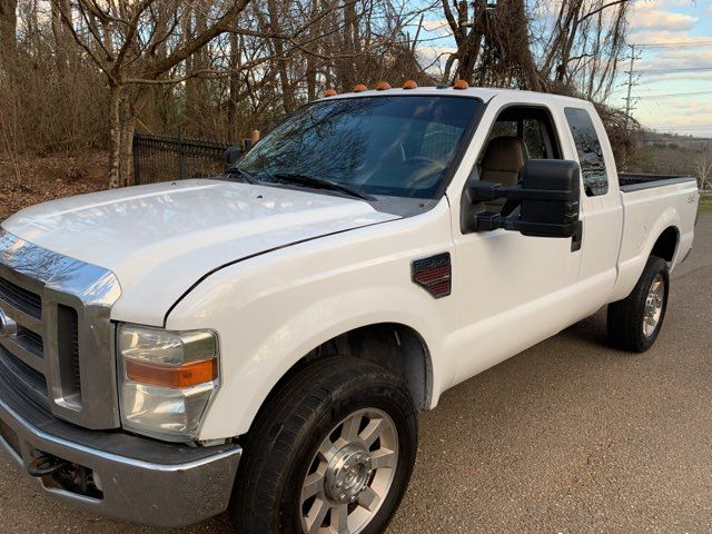 2008 Ford-3 Owner Turbo Diesel 4x4 Ext Cab! F350SD-5SP -FUN CARMARTSOUTH.COM Lariat-