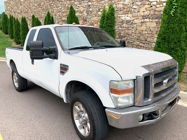 2008 Ford-Turbo Diesel!! 4x4!! Ext Cab!! F350SD-BUY HERE PAY HERE Lariat