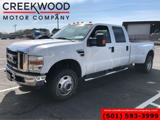2008 Ford Super Duty F-350 XLT 4x4 Diesel Dually White 1 Owner Low Miles NICE in Searcy, AR 72143