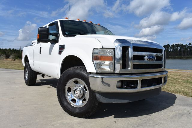 2008 Ford F350SD XLT Walker, Louisiana 4