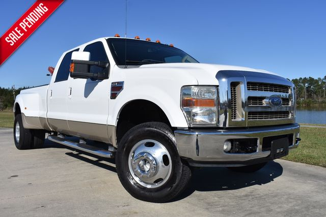 2008 Ford F350SD King Ranch