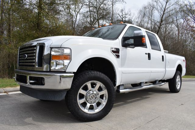 2008 Ford F350SD Lariat