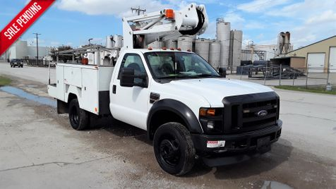 2008 Ford F450 40FT ETI BUCKET BOOM SYSTEM PWR STROKE DIESEL in Fort Worth, TX